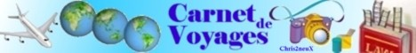 Carnet International de Voyages Chris2neuX