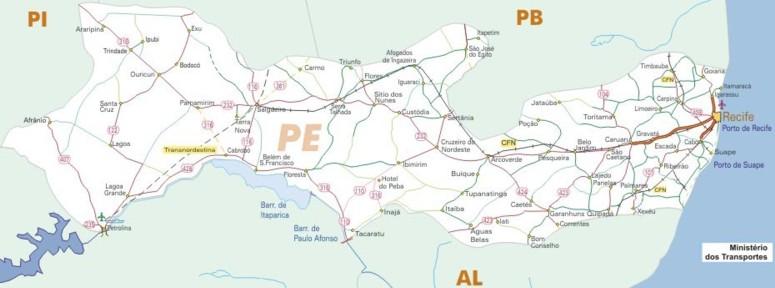pernambouc-carte