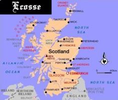 Ecosse   Royaume Uni : Carde Voyage Chris2neuX